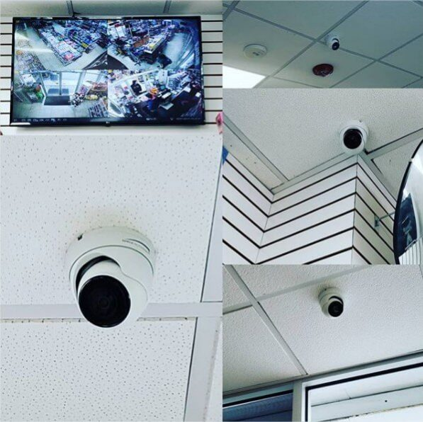 security camera installation ottawa